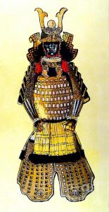Featured The Age of the Samurai Armour by Dora Hathazi Mendes