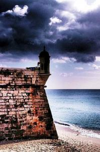 Featured Fortress of Sesimbra in Portugal