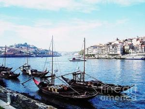 Opened my New Gallery about Porto, Rabelo Boats