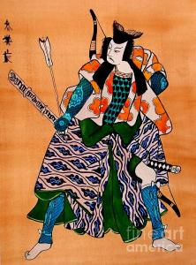Featured The Age of the Samurai 08 by Dora Hathazi Mendes