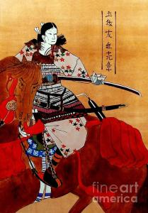Featured The Age of the Samurai 10 by Dora Hathazi Mendes