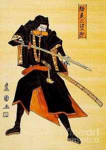 Featured The Age of the Samurai 01 by Dora Hathazi Mendes